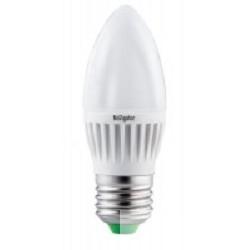 Navigator 94481 Светодиодная лампа NLL-P-C37-5-230-2.7K-E27-FR