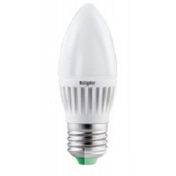Navigator 94494 Светодиодная лампа NLL-C37-7-230-4K-E27-FR