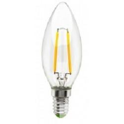 Navigator 71307 Светодиодная лампа NLL-F-C35-4-230-2.7K-E14