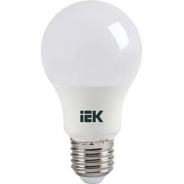 Iek LLE-A60-7-230-40-E27 Лампа светодиодная ECO A60 шар 7Вт 230В 4000К E27 IEK