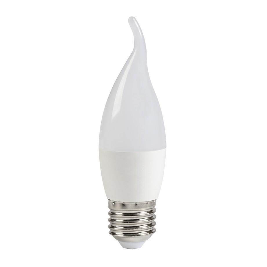 Iek LLE-CB35-5-230-40-E27 Лампа светодиодная ECO CB35 свеча на ветру 5Вт 230В 4000К E27 IEK