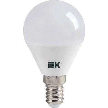 Iek LLE-G45-5-230-30-E14 Лампа светодиодная ECO G45 шар 5Вт 230В 3000К E14 IEK