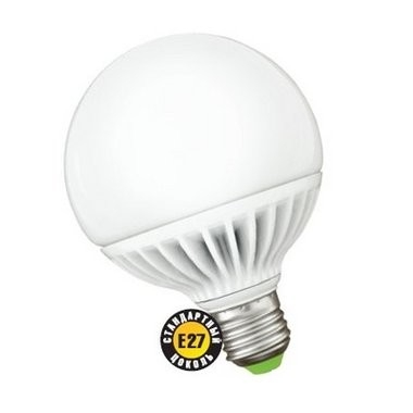 Navigator 61280 Светодиодная лампа NLL-G105-18-230-4K-E27