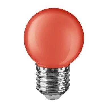 Navigator 71827 Светодиодная лампа NLL-G45-1-230-R-E27
