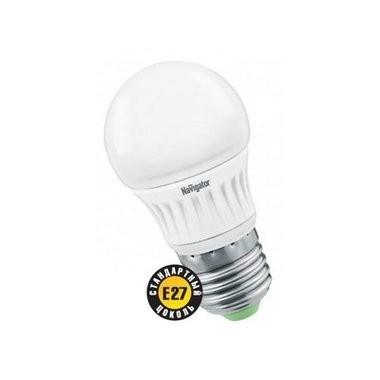 Navigator 61381 Светодиодная лампа NLL-G45-7-230-4K-E27-DIMM