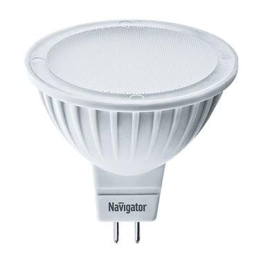 Navigator 61382 Светодиодная лампа NLL-MR16-7-230-3K-GU5.3-DIMM