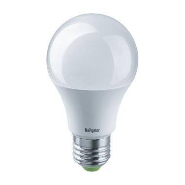 Navigator 61473 Светодиодная лампа NLL-A60-7-12/<wbr>24-4K-E27