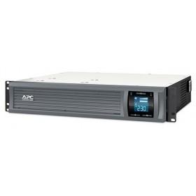 APC Smart-UPS C 3000VA SMC3000R2I-RS Line-Interactive, 3000VA / 2100W, Rack, IEC, LCD, USB