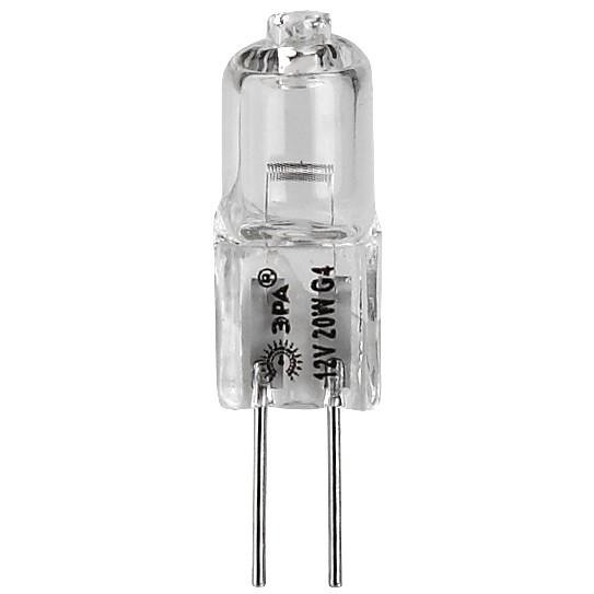 ЭРА C0027367 Лампа галогенная JC-10W-12V-G4