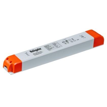 Navigator 94681 Драйвер светодиодной ленты 12В IP20 ND-P100S-IP20-12V