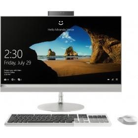 """Lenovo IdeaCentre 520-27ICB [F0DE002DRK] silver 27"""" WQHD i5-8400T/<wbr>8Gb/<wbr>1Tb+16Gb Optane/<wbr>AMD RX550 4Gb/<wbr>DVDRW/<wbr>W10/<wbr>k+m"""
