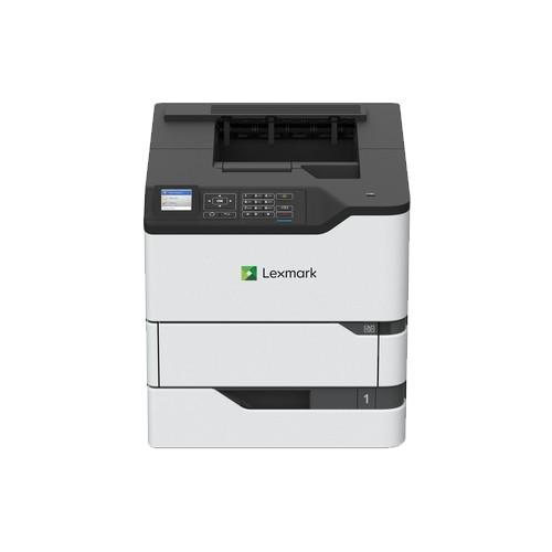 Принтер лазерный монохромный MS821dn