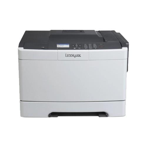 Цветной лазерный принтер Lexmark CS417dn