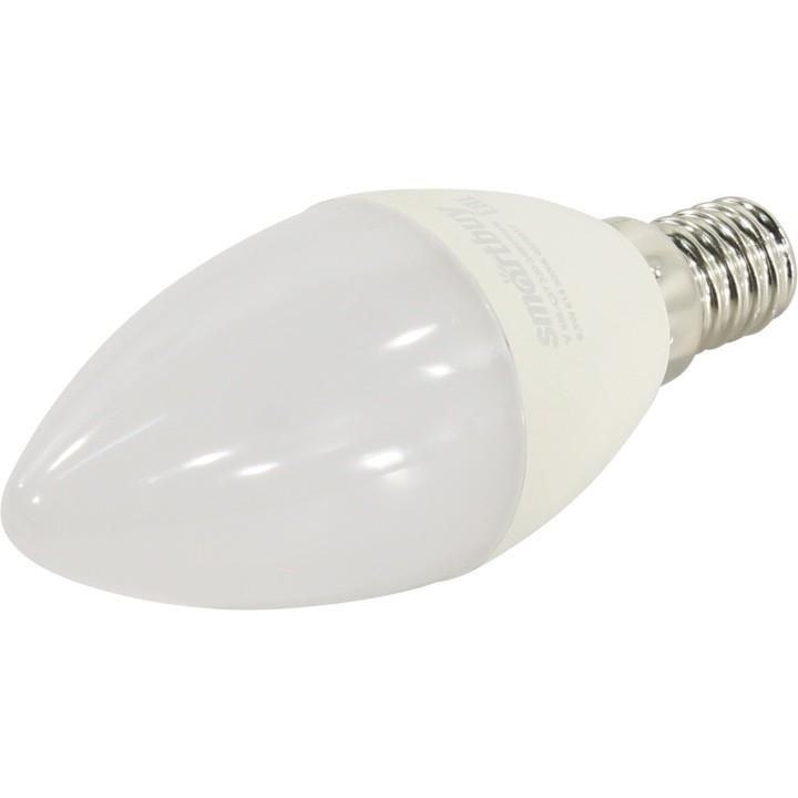 Smartbuy SBL-C37-8_5-30K-E14 Светодиодная (LED) Лампа свеча C37-8,5W/<wbr>3000/<wbr>Е14
