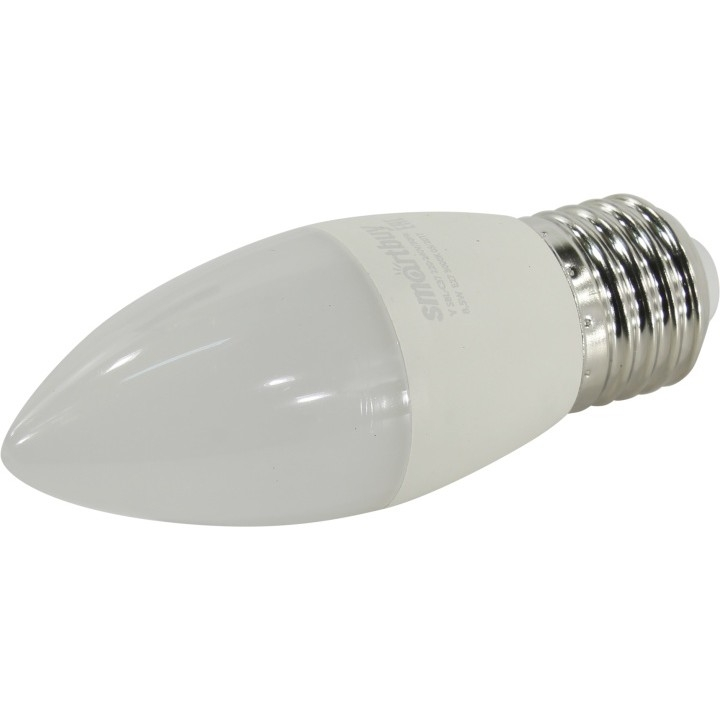 Smartbuy SBL-C37-8_5-30K-E27 Светодиодная (LED) Лампа свеча C37-8,5W/<wbr>3000/<wbr>Е27