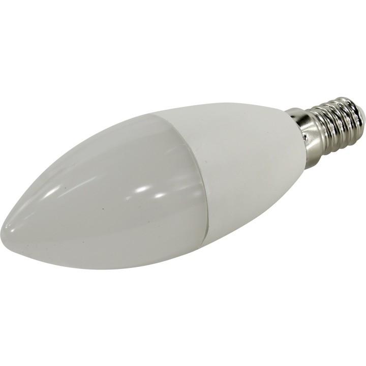 Smartbuy SBL-C37-9_5-40K-E14 Светодиодная (LED) Лампа свеча C37-9,5W/<wbr>4000/<wbr>Е14