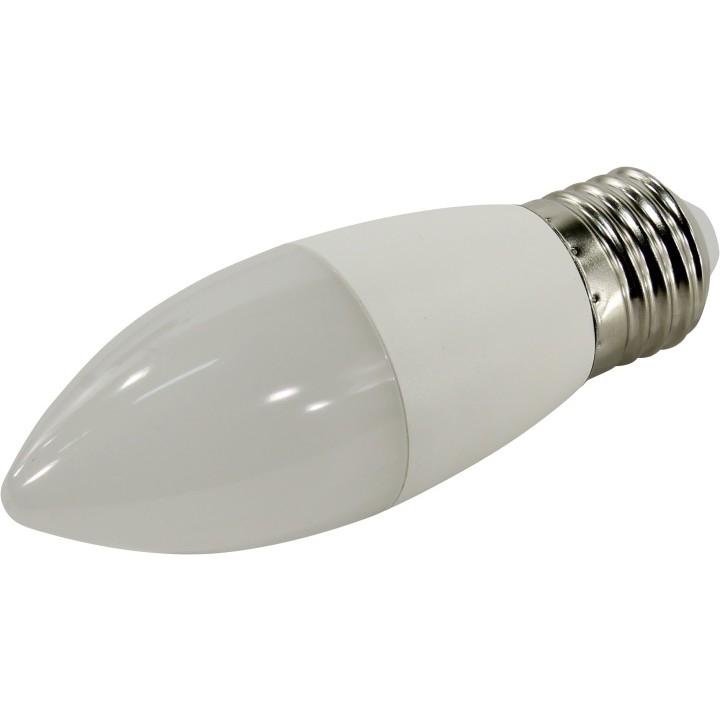 Smartbuy SBL-C37-9_5-40K-E27 Светодиодная (LED) Лампа свеча C37-9,5W/<wbr>4000/<wbr>Е27