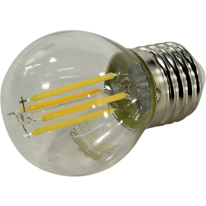 Smartbuy SBL-G45F-7-30K-E27 Светодиодная (LED) Лампа FIL шар G45-7W/<wbr>3000/<wbr>E27