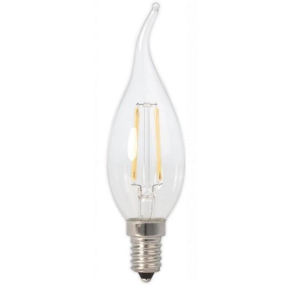 Smartbuy SBL-C37F-05-40K-E14 Светодиодная (LED)FIL Лампа свеча C37-05W/<wbr>4000/<wbr>E14