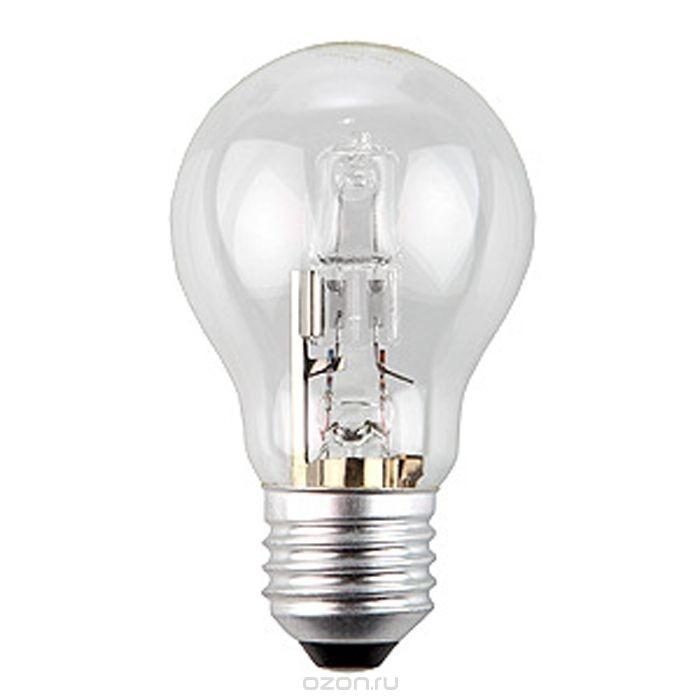 ЭРА C0038548 Лампа галогенная Hal-A55-70W-230V-E27-CL