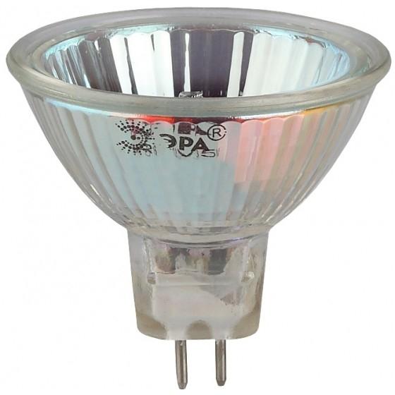 ЭРА C0027366 Лампа галогенная GU5.3-JCDR (MR16) -75W-230V-Cl