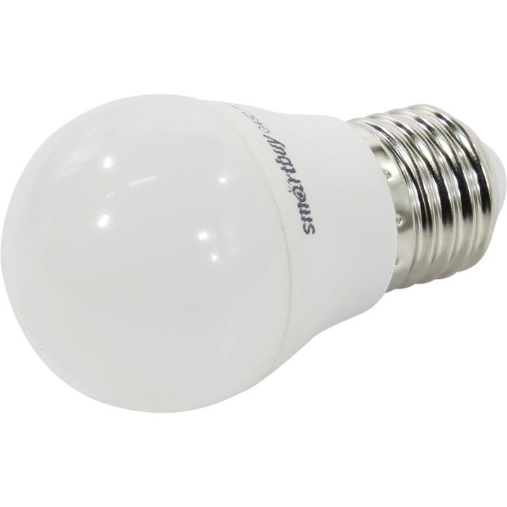 Smartbuy SBL-G45D-07-40K-E27 Светодиодная лампа диммируемая шар G45D-07W/<wbr>4000/<wbr>Е27