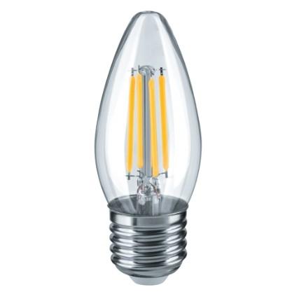 Navigator 14008 Светодиодная лампа NLL-F-C35-6-230-4K-E27