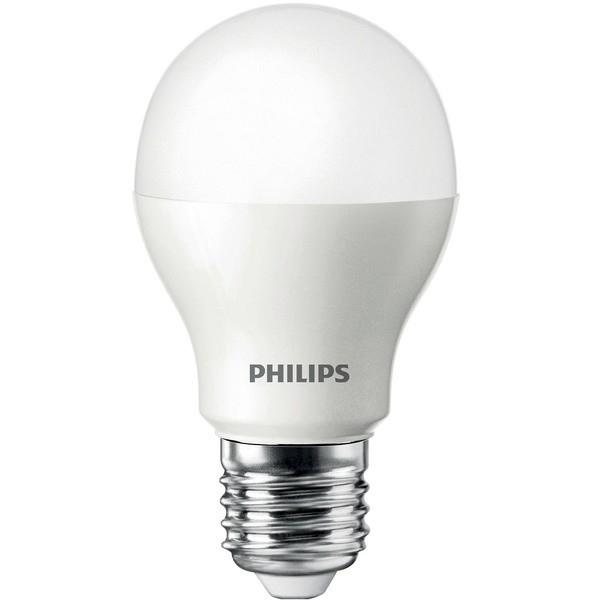 Лампа светодиодная 737453 Philips ESS LEDBulb 5W-55W E27 6500K 230V A60