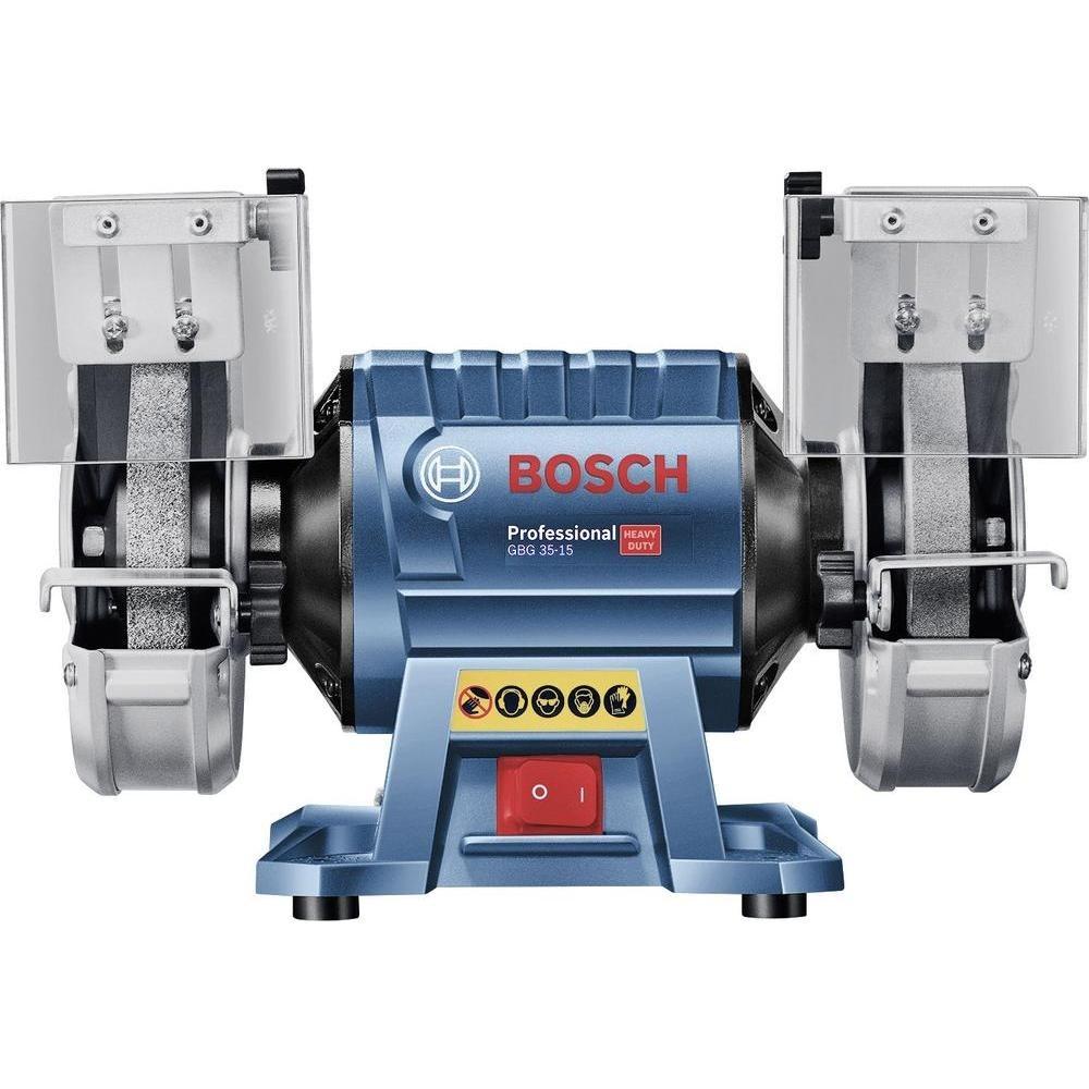 Bosch GBG 35-15 Станок точильный [060127A300] 350 В, 3000 об/<wbr>мин, 10 кг