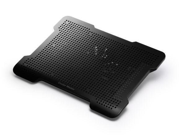 Cooler Master R9-NBC-XL2K-GP Cooler Master Laptop Cooling Slim Laptop Cooling Pad  (USB Hub version) X-Lite II