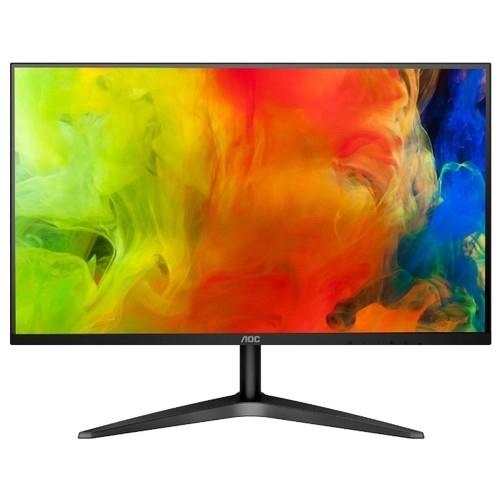 """LCD AOC 23.8"""" 24B1XHS черный IPS 1920x1080 8ms 178/<wbr>178 250cd 50M:1 HDMI (1.4) VESA"""