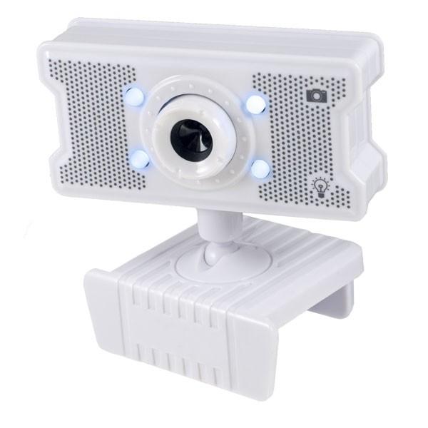 Perfeo Web Camera «Sensor», 0.3МП, с микр, USB 2.0 [PF_A4032]