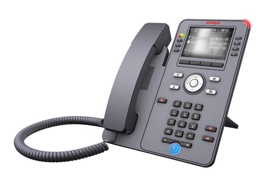 Avaya 700513634 IP Телефон J169 IP PHONE NO PWR SUPP