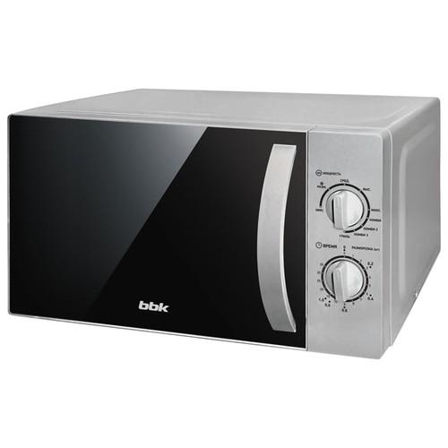 BBK 20MWG-740M/<wbr>S (S) Микроволновая печь, 20л. 700Вт серебристый