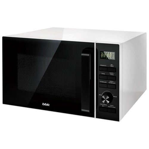BBK 25MWC-992T/<wbr>WB (W/<wbr>B) Микроволновая печь, 900 Вт, 25 л. , белый