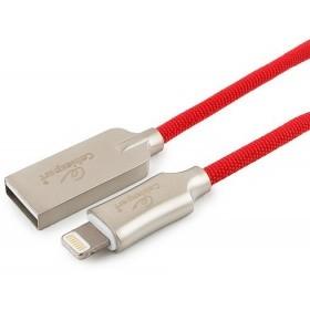 Cablexpert Кабель для Apple CC-P-APUSB02R-1.8M MFI, AM/<wbr>Lightning, серия Platinum, длина 1.8м, красный, блистер