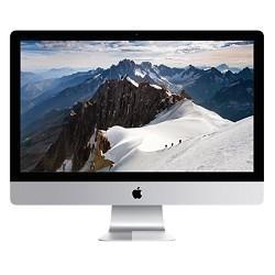 """Apple iMac [MRQY2RU/<wbr>A] Silver 27"""" Retina 5K (5120x2880) i5 3.0GHz (TB 4.1GHz) 6-core 8th-gen/<wbr>8GB/<wbr>1TB Fusion/<wbr>Radeon Pro 570X with 4GB (2019)"""