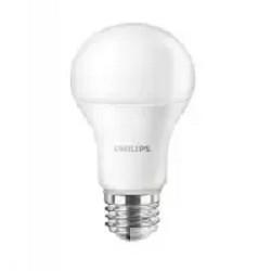 Philips Лампа светодиодная LEDBulb LED 12Вт E27 3000K 230VA60 RCA EcoHome (929001954907)