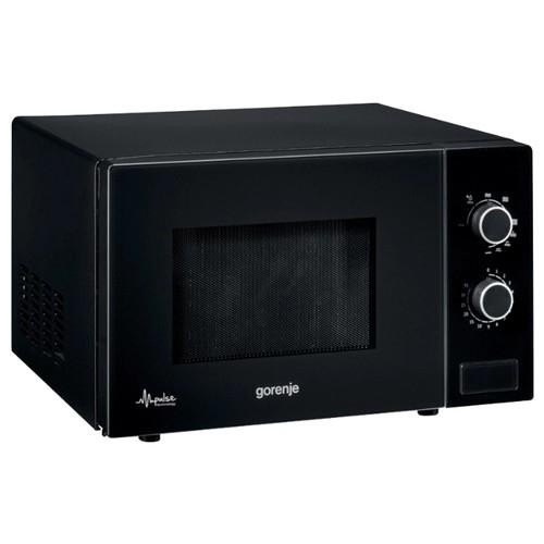 Микроволновая печь Gorenje MO21MGB, 800 Вт, 21 л, черный