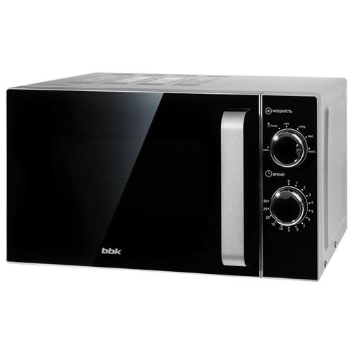 BBK 20MWS-772M/<wbr>S-M Микроволновая печь, 20л. 700Вт серебристый