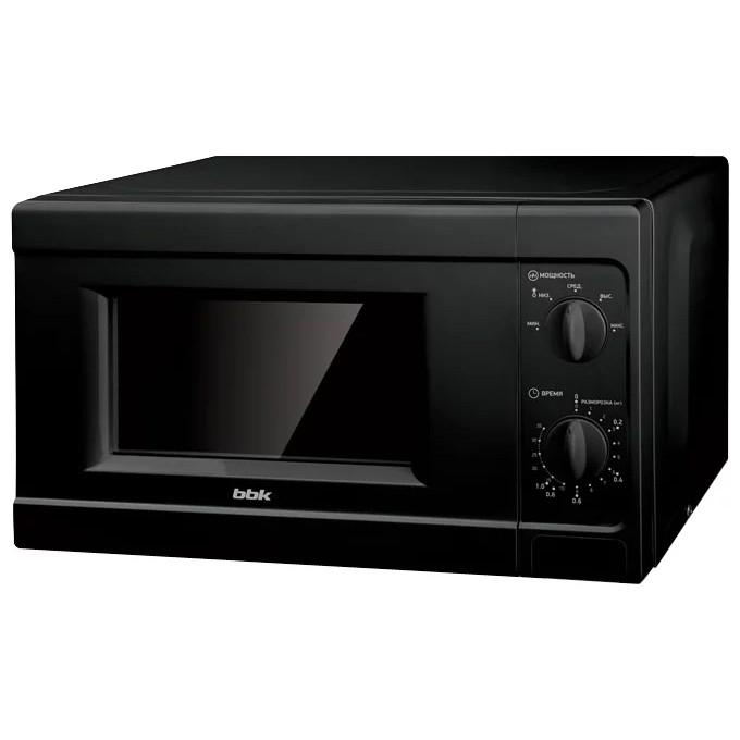 BBK 20MWS-709M/<wbr>B (B) Микроволновая печь, 20л. 700Вт черный