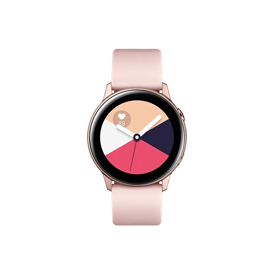 Samsung Galaxy Watch Active SM-R500 Rose Gold (нежная пудра) [SM-R500NZDASER]