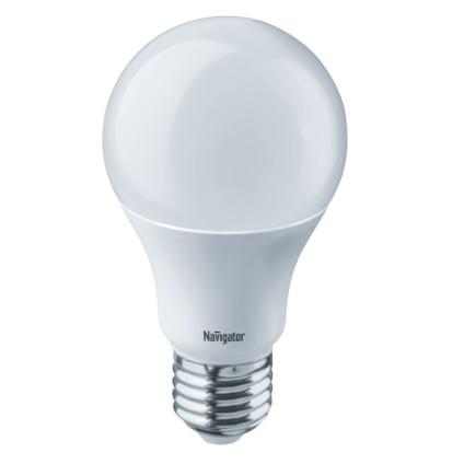 Navigator 14122 Светодиодная лампа диммируемая NLL-A60-10-230-2.7K-E27-DIMM