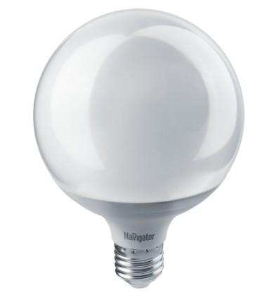 Navigator 14164 Светодиодная лампа NLL-G120-18-230-2.7K-E27