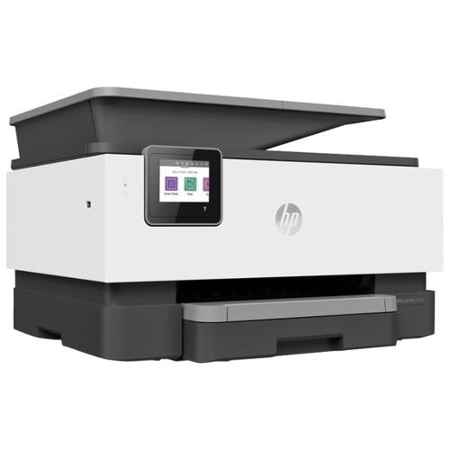HP OfficeJet Pro 9010 (3UK83B) A4, duplex, 1200x1200dpi, 32 стр/<wbr>мин (ч/<wbr>б А4), 32 стр/<wbr>мин (цветн. А4), 512 МБ, Wi-Fi, Ethernet (RJ-45), USB