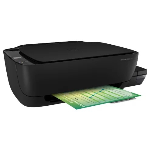 HP Ink Tank Wireless 415 (Z4B53A) МФУ, А4, 1200x1200dpi, 360 МГц, Wi-Fi, USB