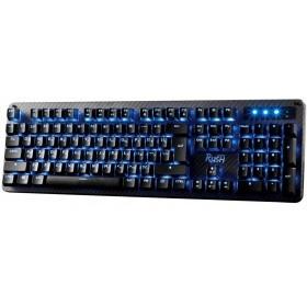 Клавиатура механическая игровая Smartbuy RUSH Carbon 312 USB черная [SBK-312MG-K]