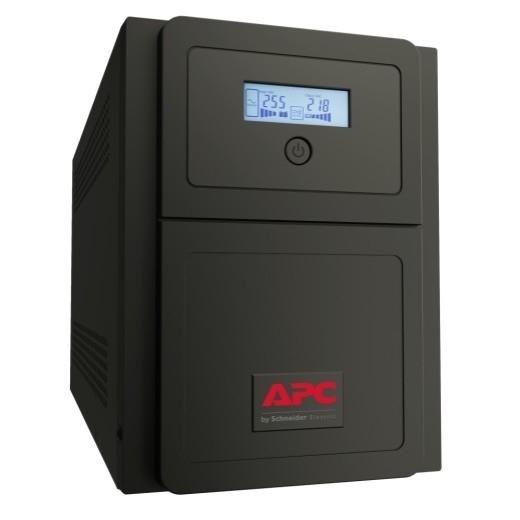 APC UPS Easy-UPS SMV1500CAI 1050Вт 1500ВА черный