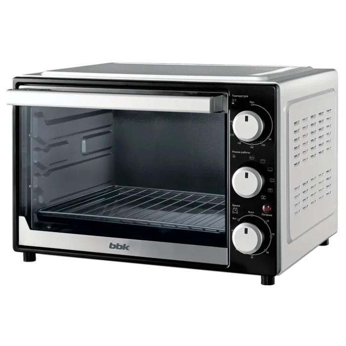 BBK OE3072MC (S/<wbr>B) Мини печь, серый/<wbr>черный