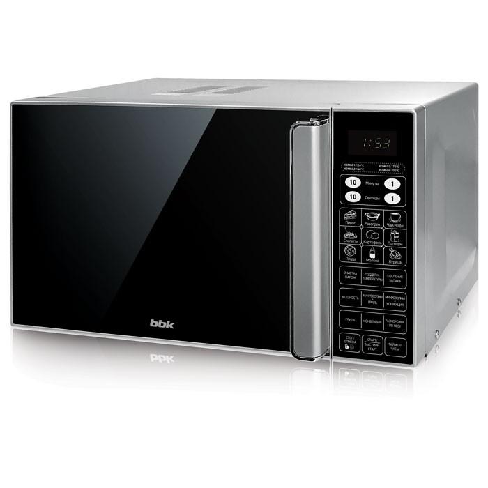 BBK 23MWC-982S/<wbr>SB-M (S/<wbr>B) Микроволновая печь, 23л. 900Вт серебристый